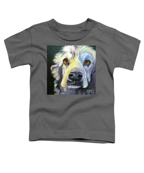 Spaniel In Thought Toddler T-Shirt