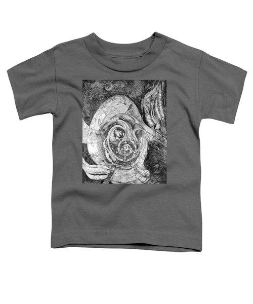 Spiral Rapture 2 Toddler T-Shirt