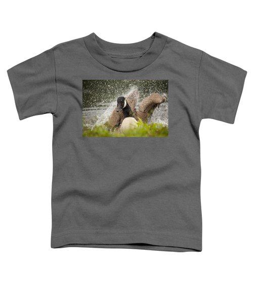 Splishing And Splashing Toddler T-Shirt