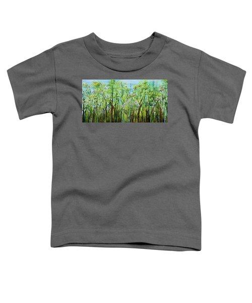 Spring Arpeggio Toddler T-Shirt
