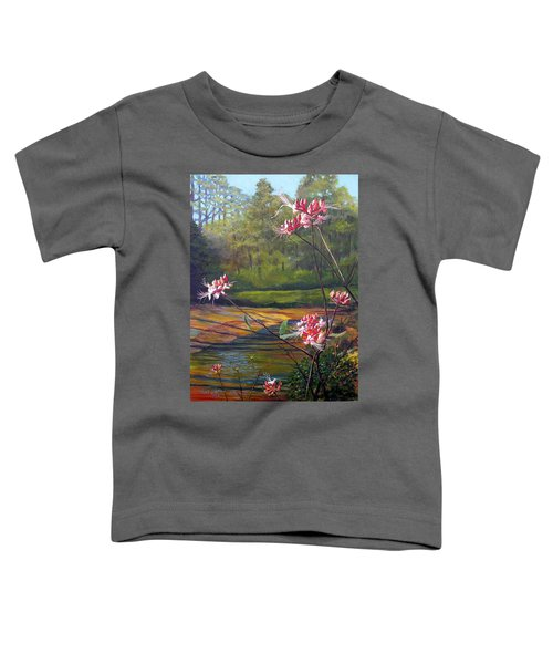 Spring Blooms On The Natchez Trace Toddler T-Shirt