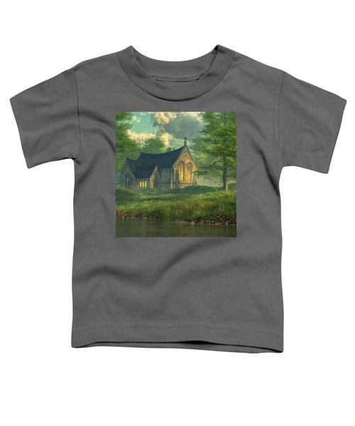 Spring Chapel Toddler T-Shirt