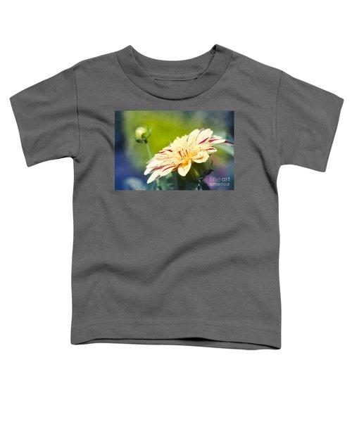 Spring Dream Jewel Tones Toddler T-Shirt
