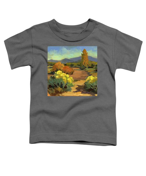 Spring In Santa Fe Toddler T-Shirt