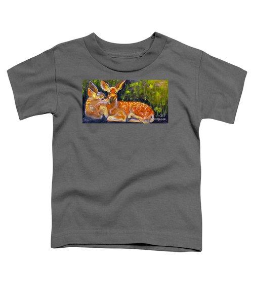 Spring Twins 2 Toddler T-Shirt