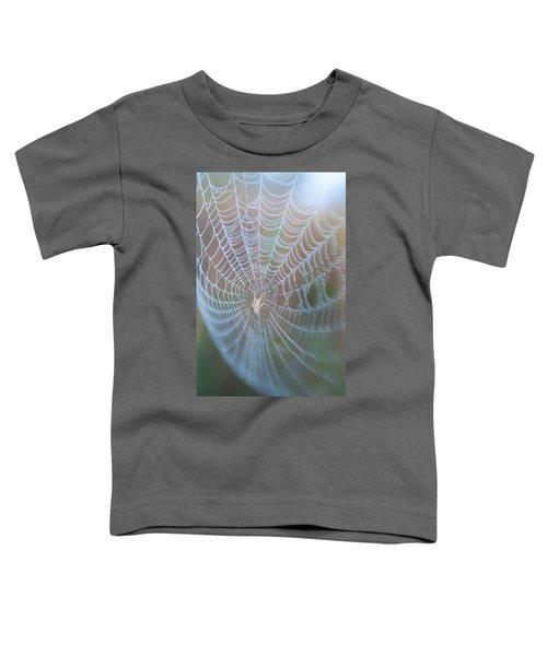 Spyder's Web Toddler T-Shirt