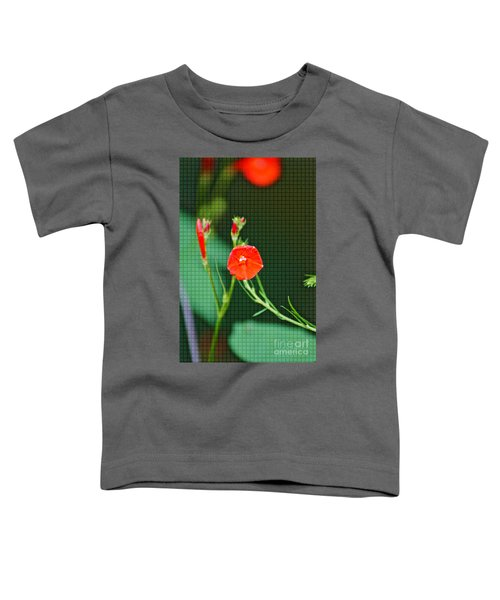 Squared Glory Toddler T-Shirt