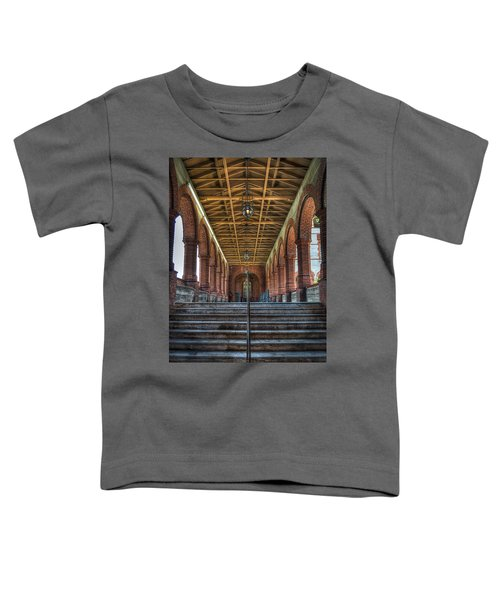 Stairway To History Toddler T-Shirt