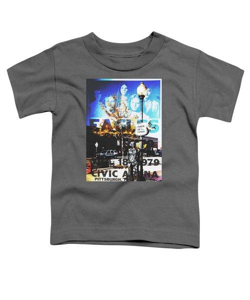 Standin On The Corner Toddler T-Shirt