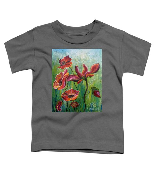 Standing High Toddler T-Shirt