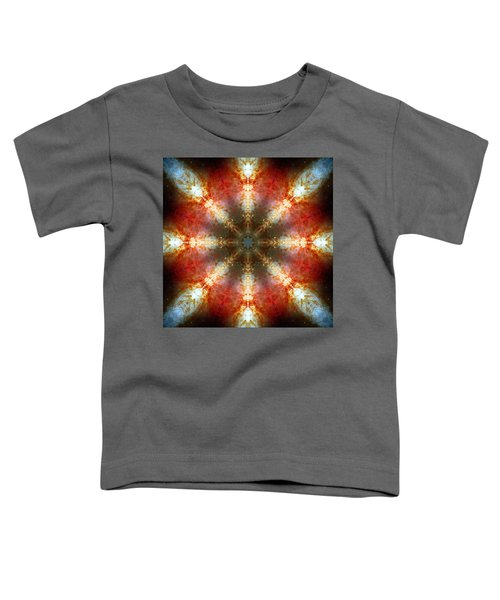 Starburst Galaxy M82 II Toddler T-Shirt