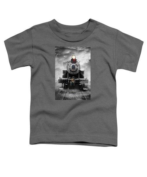 Steam Train Dream Toddler T-Shirt