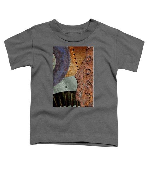 Steel Collage Toddler T-Shirt