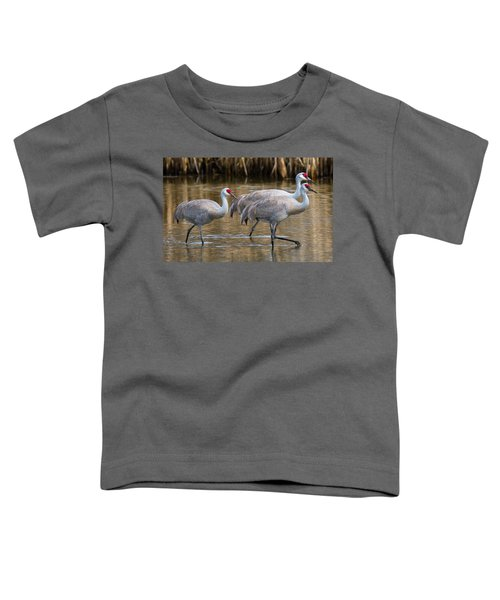 Steppin Out Toddler T-Shirt