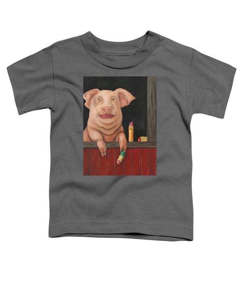 Still A Pig Toddler T-Shirt