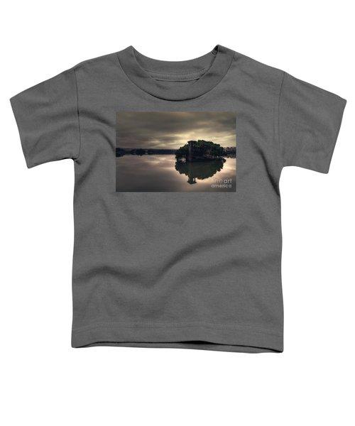 Stillness Speaks Toddler T-Shirt