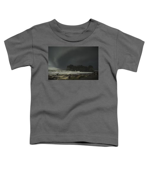 Storm Is Coming North West Wa Toddler T-Shirt