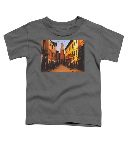 Street Scene Toddler T-Shirt