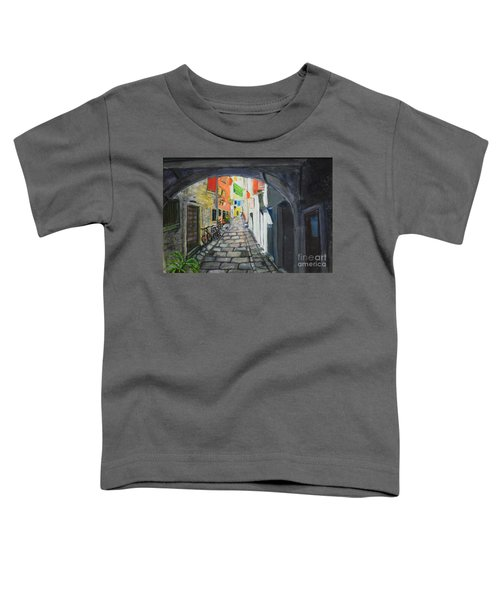 Street View 2 From Pula Toddler T-Shirt