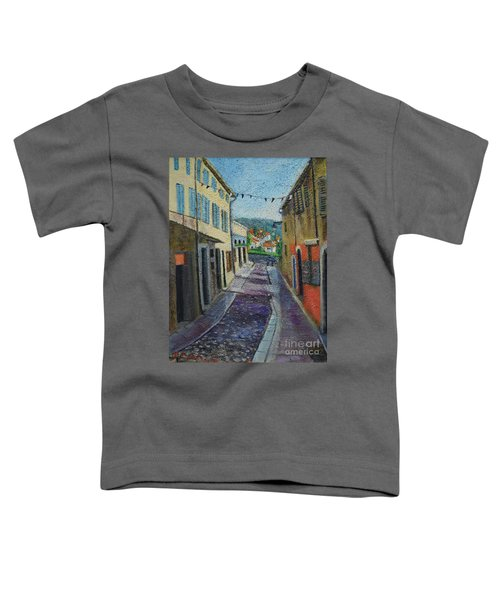 Street View From Provence Toddler T-Shirt
