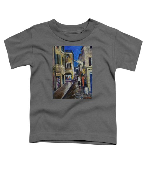 Street View Provence 2 Toddler T-Shirt