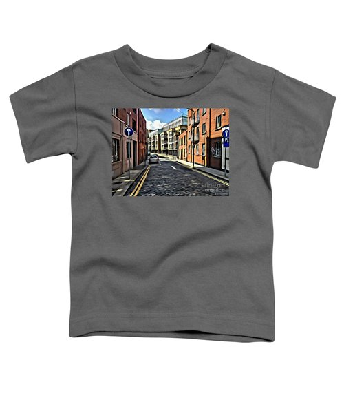 Streets Of Ireland Toddler T-Shirt