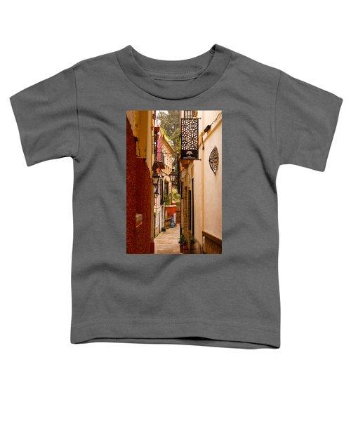 Streets Of Seville  Toddler T-Shirt