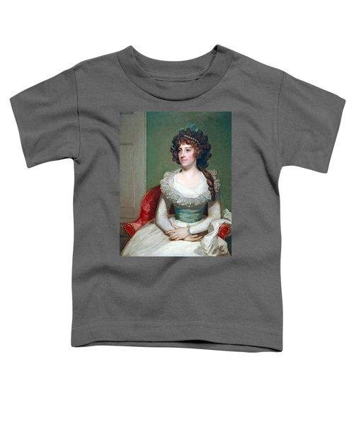 Stuart's Matilda Caroline Cruger Toddler T-Shirt