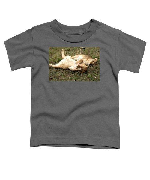 Stuffed Toddler T-Shirt