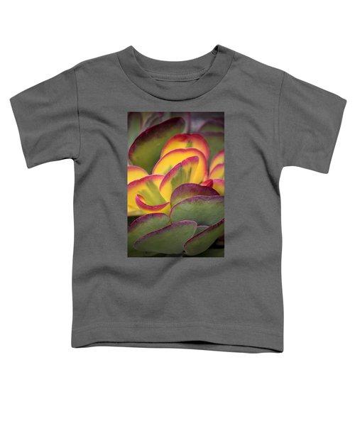 Succulent Light Toddler T-Shirt