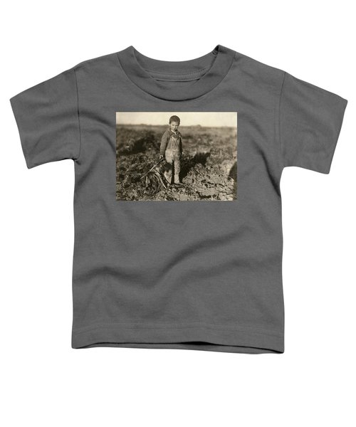 Sugar Beet Worker, 1915 Toddler T-Shirt