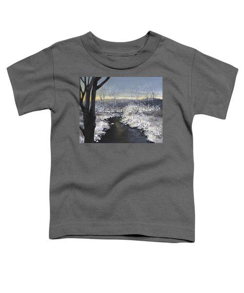 Sugared Sunrise Toddler T-Shirt