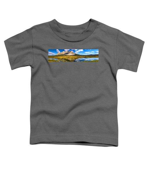 Sukakpak Reflection Toddler T-Shirt