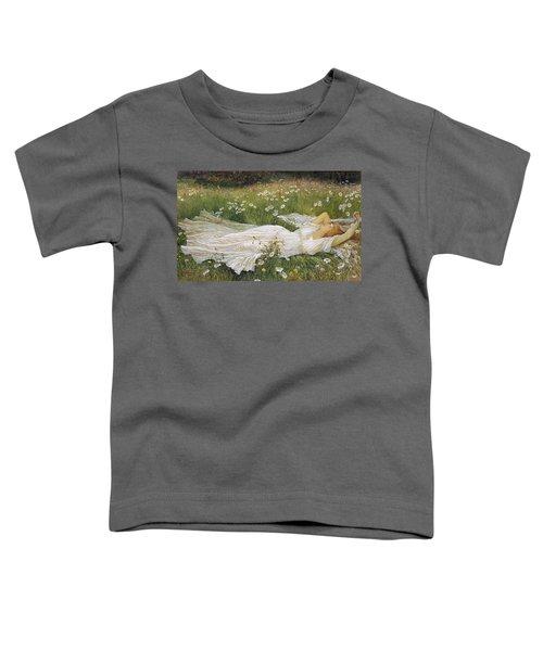 Summer, 1895 Toddler T-Shirt