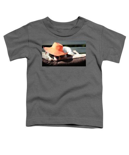 Summer Siesta Toddler T-Shirt
