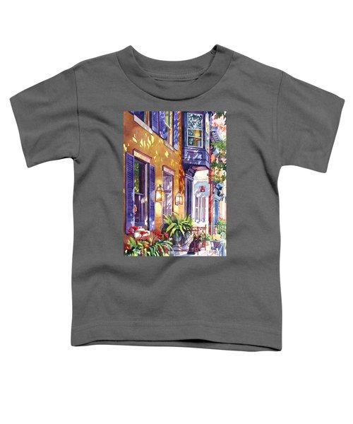 Summer Tea Toddler T-Shirt