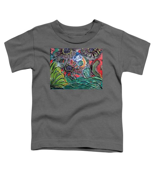Summertime Bliss.. Toddler T-Shirt