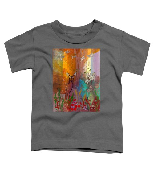 Sun Deer Toddler T-Shirt