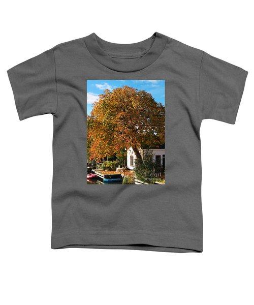 Sun Leaves Toddler T-Shirt