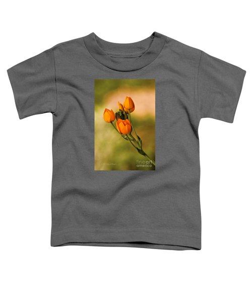 Sun Star Flower Toddler T-Shirt