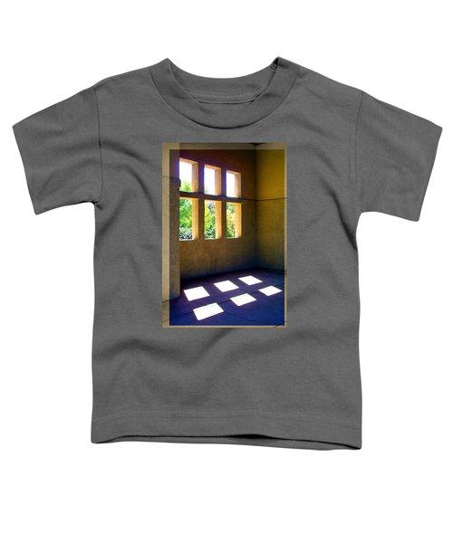 Sun Thru Windows Adobe Architecture Toddler T-Shirt