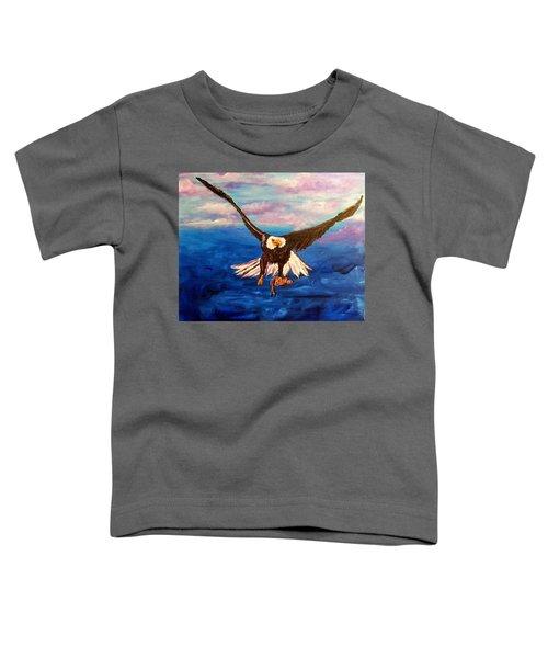 Sunday's Catch Toddler T-Shirt