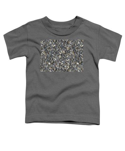 Sunflower Seeds Toddler T-Shirt