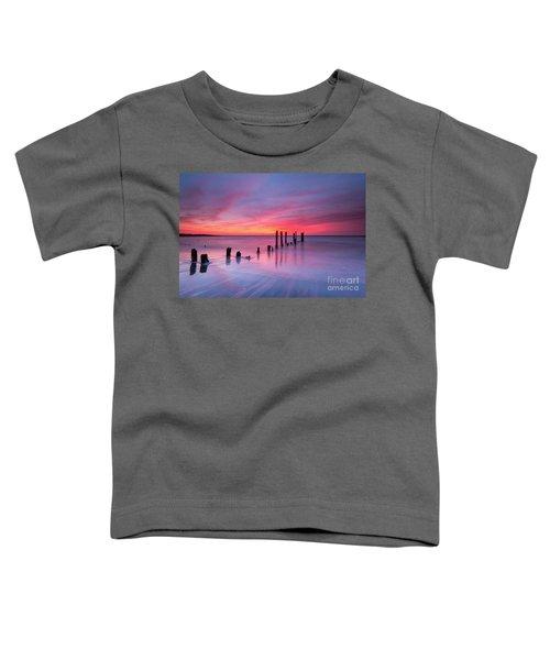 Sunrise At Deal Nj Toddler T-Shirt