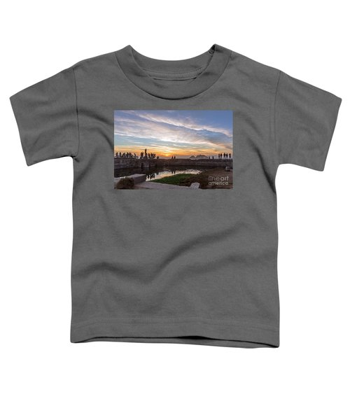 Sunset Party Toddler T-Shirt