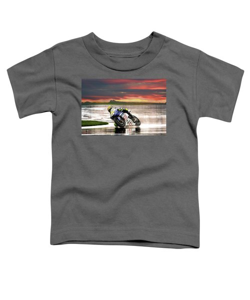 Sunset Rossi Toddler T-Shirt