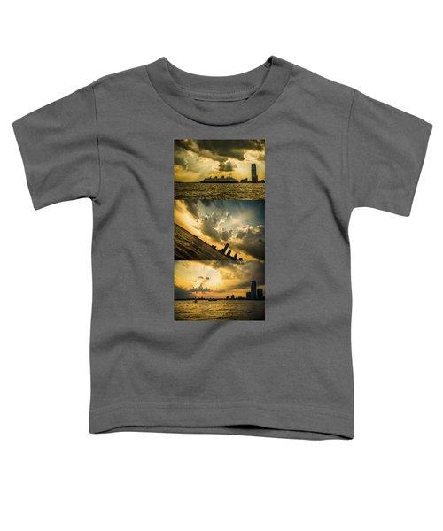 Sunset Trilogy Toddler T-Shirt