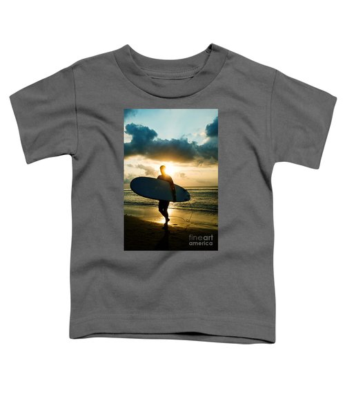 Surfer Toddler T-Shirt