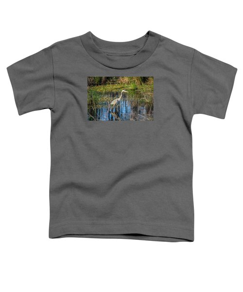Surprise On The Trail Toddler T-Shirt