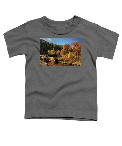 Susan River Bridge On The Bizz 2 Toddler T-Shirt